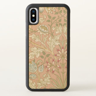 Vintage Textile William Morris Hyacinth GalleryHD iPhone X Case