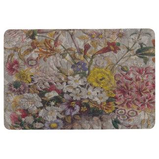 Vintage Textiles Floor Mat
