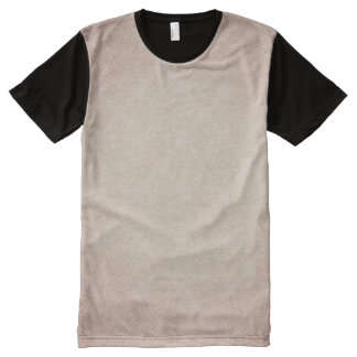 Vintage texture All-Over print T-Shirt