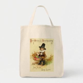 Vintage Thanksgiving Bag