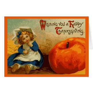 Vintage Thanksgiving Day Cards