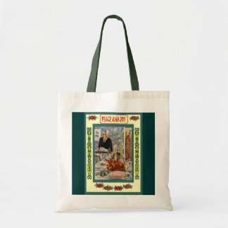 Vintage Thanksgiving design Bags