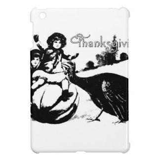 Vintage Thanksgiving iPad Mini Cases