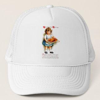 Vintage Thanksgiving Trucker Hat