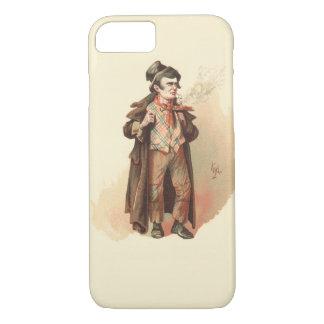 Vintage The Artful Dodger Oliver Twist iPhone 7 Case