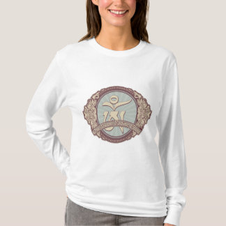 Vintage Tibetan OM Logo T-Shirt