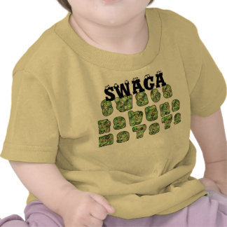 Vintage Tight Swaga  Hakuna Matata Infant T-Shirt