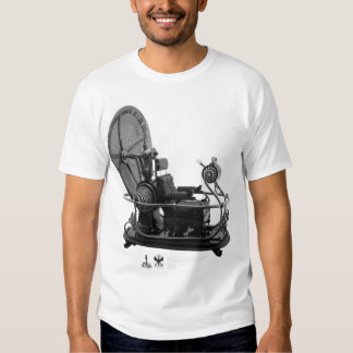 Vintage_TimeMachine_01 T Shirts