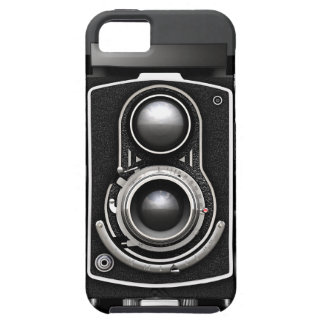 Vintage TLR Camera iPhone 5 Covers
