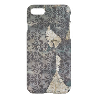 Vintage Torn and Aged Wallpaper iPhone 8/7 Case