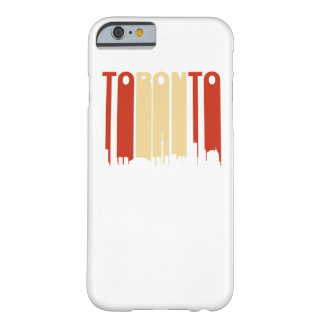 Vintage Toronto Cityscape Barely There iPhone 6 Case