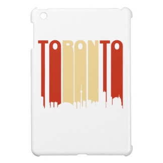 Vintage Toronto Cityscape iPad Mini Cases