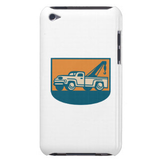Vintage Tow Wrecker Pick-up Truck iPod Touch Case