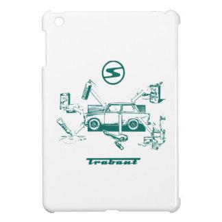 Vintage trabant case for the iPad mini