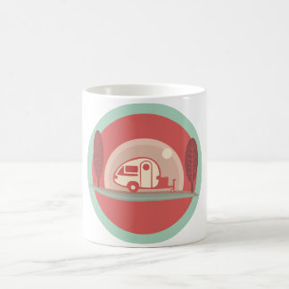 Vintage Trailer Coffee Mug