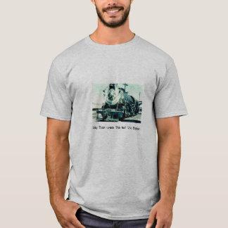 Vintage Train Coffee mug T-Shirt