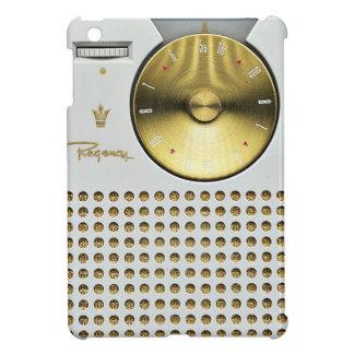 Vintage Transistor Radio iPad Mini Cover