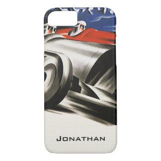 Vintage Transportation, Sports Race Cars Racing iPhone 7 Case
