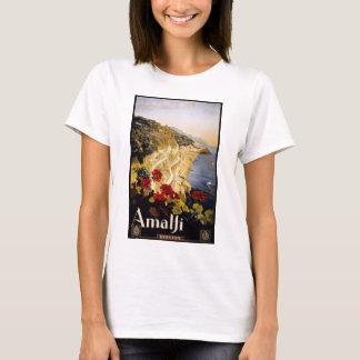 Vintage Travel Amalfi Italy T-Shirt