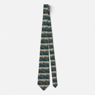Vintage Travel by Cruise Ship to New York City Tie