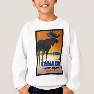 Vintage Travel Canada Sweatshirt