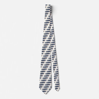 Vintage Travel, Family Vacation in a Station Wagon Tie
