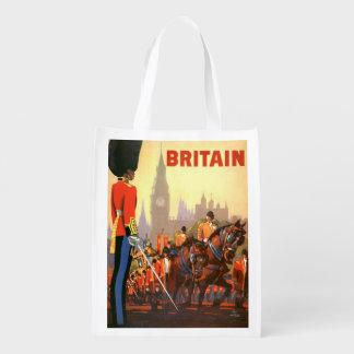 Vintage Travel, Great Britain England, Royal Guard