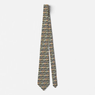 Vintage Travel Greetings from Grand Canyon Arizona Tie
