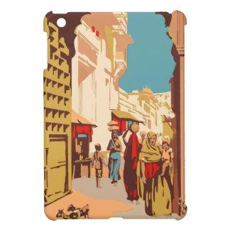 Vintage Travel India iPad Mini Cases