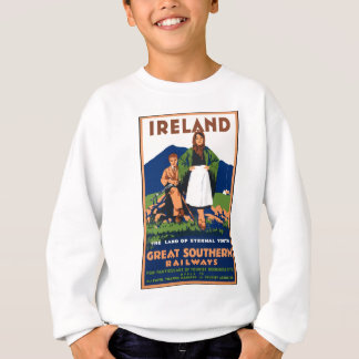 Vintage Travel Ireland Sweatshirt