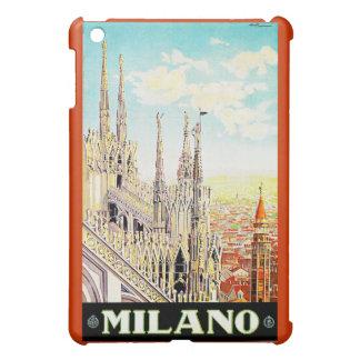 Vintage Travel Milano, Italy iPad Mini Cover