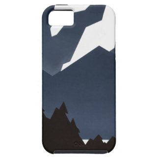 Vintage Travel Montana America USA iPhone 5 Case