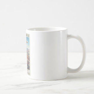 Vintage Travel Peru Coffee Mug