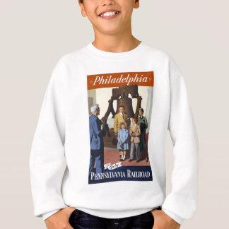 Vintage Travel Philadelphia Sweatshirt