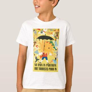 Vintage Travel Portugal T-Shirt
