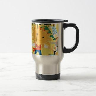 Vintage Travel Portugal Travel Mug