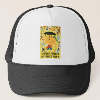Vintage Travel Portugal Trucker Hat