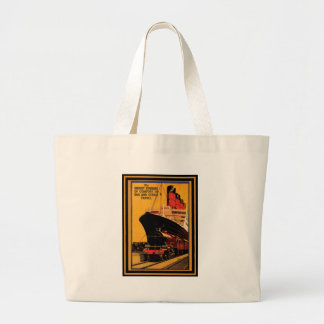 Vintage Travel Poster 19 Bags