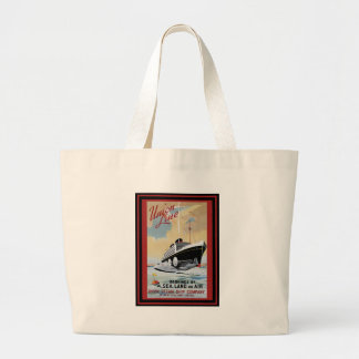 Vintage Travel Poster 47 Bags