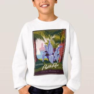 Vintage Travel Puerto Rico Sweatshirt