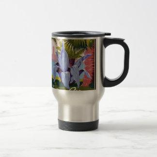 Vintage Travel Puerto Rico Travel Mug