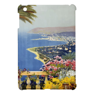 Vintage Travel Sanremo Italy Cover For The iPad Mini