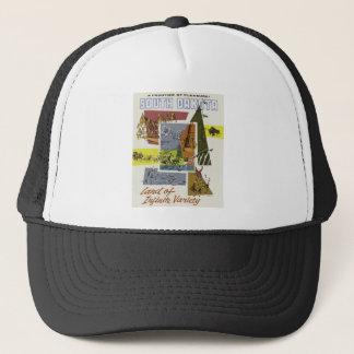 Vintage Travel South Dakota USA Trucker Hat