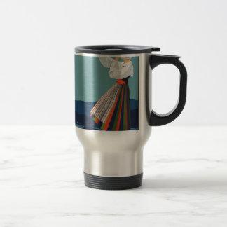 Vintage Travel Sweden Travel Mug