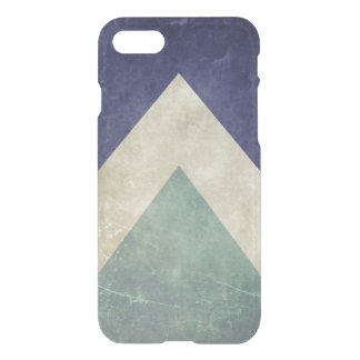 Vintage triangle pattern iPhone 8/7 case