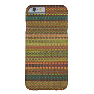 Vintage tribal aztec pattern barely there iPhone 6 case