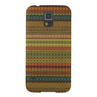 Vintage tribal aztec pattern case for galaxy s5