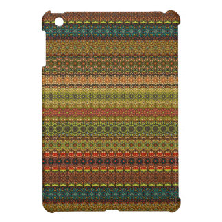 Vintage tribal aztec pattern case for the iPad mini
