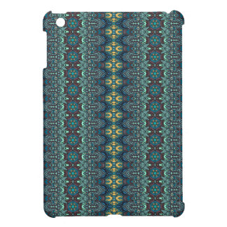 Vintage tribal aztec pattern cover for the iPad mini