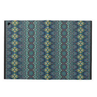 Vintage tribal aztec pattern iPad air cover